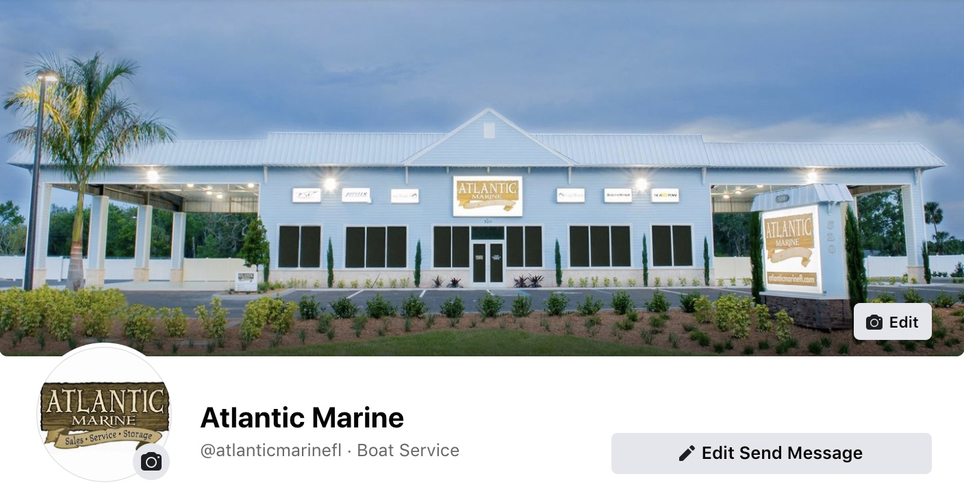 Social Media Marketing-Atlantic Marine
