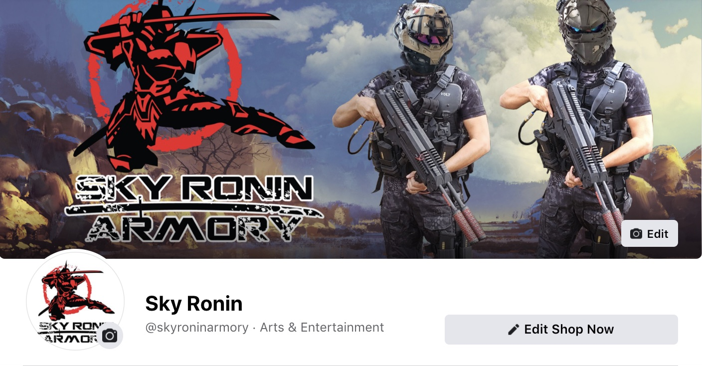 Social Media Marketing-Sky Ronin