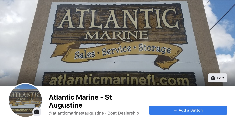 Social Media Marketing-Atlantic Marine - St Augustine